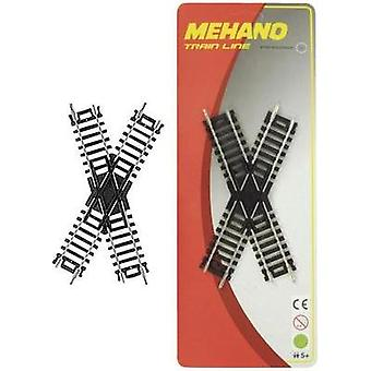 Mehano 28986 H0 Crossing 45 °
