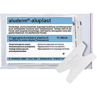 Söhngen 1009917 Refilling set aluderm® aluplast Dressings for band- aid dispencer