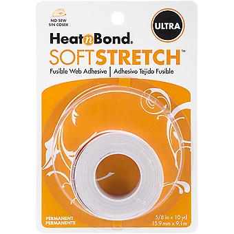 Heat'n Bond Ultra Hold Soft Stretch Iron-On Adhesive-5/8