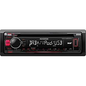 Car stereo Kenwood KDC-DAB400U DAB+ tuner, Steering wheel RC button connector
