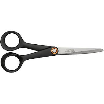 Fiskars Black FunctionalForm scissors Multi-purpose - right-handers - 17 cm