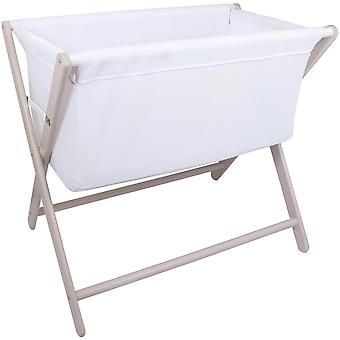 Little Chick Breathable Crib Warm Grey