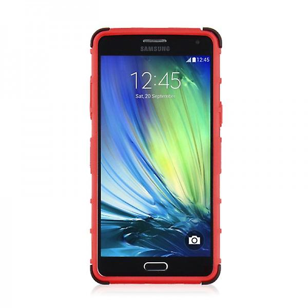 Hybrid case 2 piece SWL robot red for Samsung Galaxy A5 A500 A500F