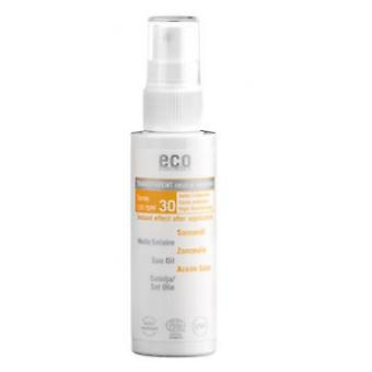 Eco Cosmetics Solar Oil SPF 30 Spray 50 ml (Beauty , Sun creams , Sunscreens)