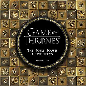 Game of Thrones: The Noble Houses of Westeros (Hardcover) by Running Press