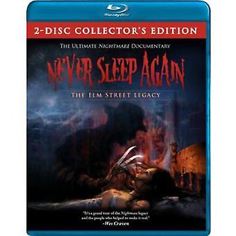 Nie wieder schlafen: Elm Street Legacy [BLU-RAY] USA importieren