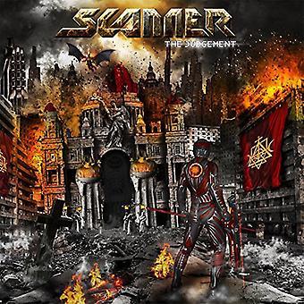 Scanner - dommen [CD] USA importerer