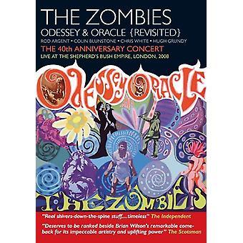 Zombies - Odessey & Oracle: El 40 º aniversario concierto [DVD] USA importación