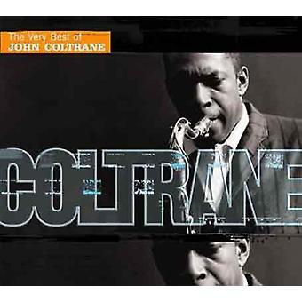 John Coltrane - meget bedste af John Coltrane [CD] USA import