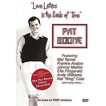 Pat Boone - kærlighedsbreve i Sands of Time [DVD] USA importen