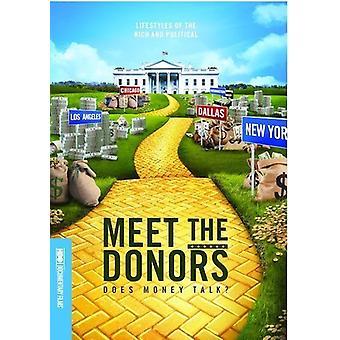 Conoce a los donantes: hace importación USA dinero hablar [DVD]