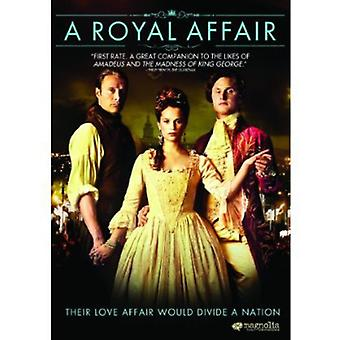 Royal Affair [DVD] USA importieren