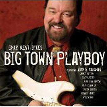Omar & Howlers - Big Town Playboy [CD] USA importerer