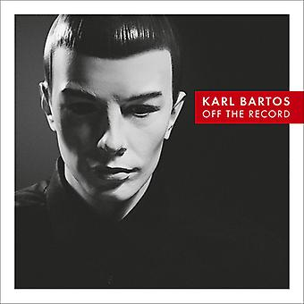 Karl Bartos - Off the Record [CD] USA import