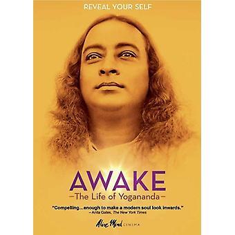 Vågen: Liv af Yogananda [DVD] USA importen