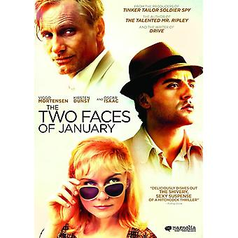 Two Faces of January [DVD] USA import