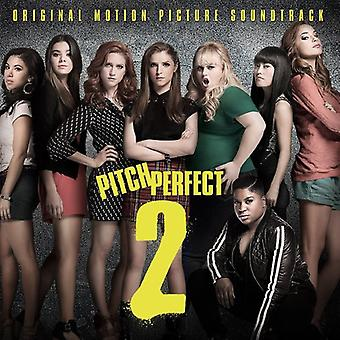 Pitch Perfect 2 / O.S.T. - Pitch Perfect 2 / O.S.T. [vinilo] USA import