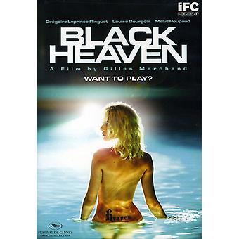 Svart himmel [DVD] USA import