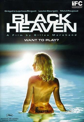 Black Heaven [DVD] USA import