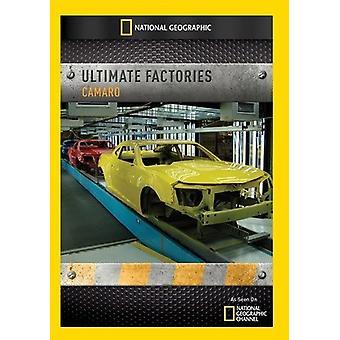 Ultimate Factories: Camaro [DVD] USA import