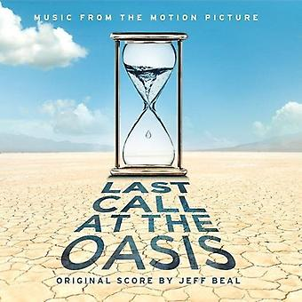 Various Artists - senaste samtalet på Oasis [Soundtrack] [CD] USA import