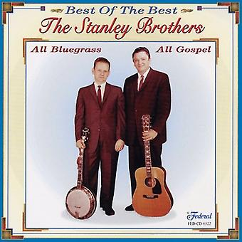 Stanley Brothers - Best of the Best of Gospel [CD] USA import