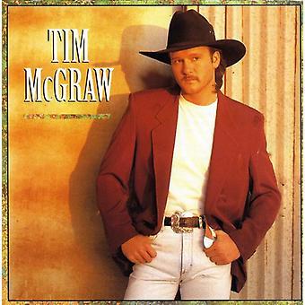 Tim McGraw - importación de Estados Unidos Tim McGraw [CD]