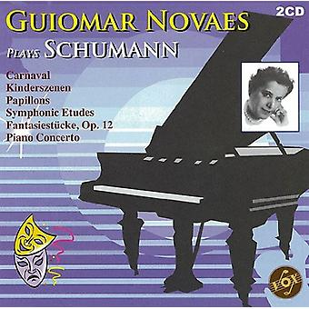 R. Schumann - Guiomar Novaes Plays Schumann [CD] USA import