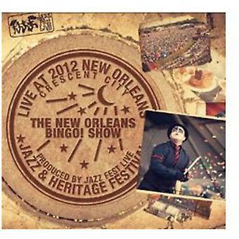 New Orleans Bingo! Show - Live på Jazzfest 2012 [CD] USA import