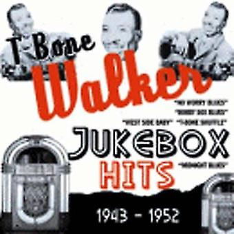 T-Bone Walker - Jukebox Hits [CD] USA importerer