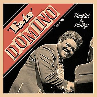 Fats Domino - Thrillin' in Philly - Live 1973 [CD] USA import