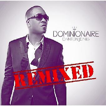 Canton Jones - Dominionaire remixet [CD] USA import