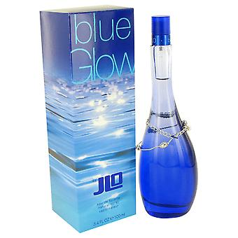 Jennifer Lopez Women Blue Glow Eau De Toilette Spray By Jennifer Lopez