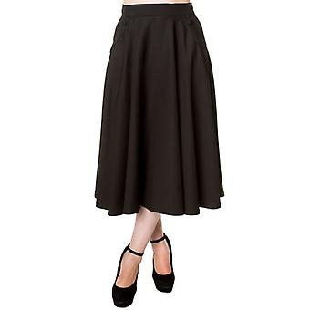 Banned Apparel Banned Apparel 50's Swing Skirt