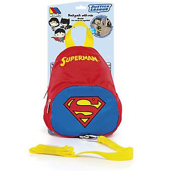 Molto Mochila Con Arnés Superman (Toys , School Zone , Backpacks)