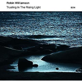 Robin Williamson - stole i Risi [CD] USA importen