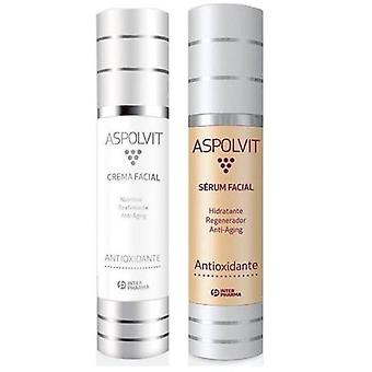 Aspolvit Pack Aspolvit Sérum+Cream 50ml+50ml