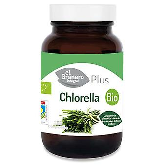 El Granero Integral Bio Chlorella 180 Comprmidos (Dietetics and nutrition)