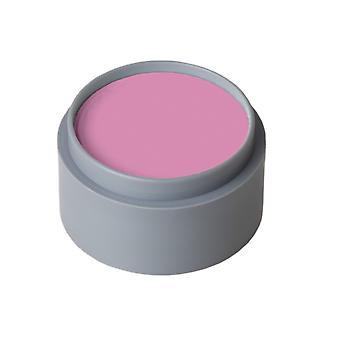 Fyldes op og øjenvipper piger vand makeup ren hot pink