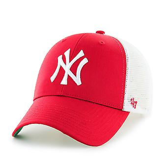 47 Brand MLB New York Yankees Branson Cap - Red
