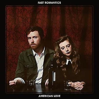 Fast Romantics - American Love [CD] USA import