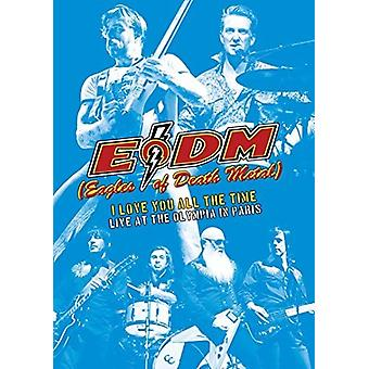 Eagles of Death Metal - I Love You All the Time: Live at Olympia in Paris [DVD] USA import