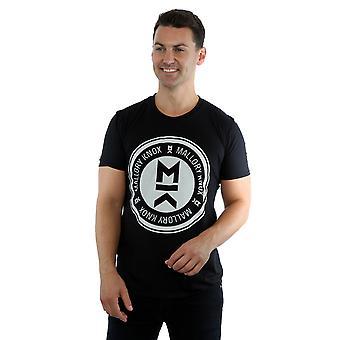 Mallory Knox cerchio Logo t-shirt