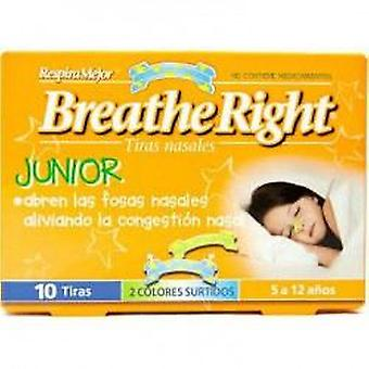 GSK Bandelette nasale Breathe Right 10 U Breathe Right pour enfants