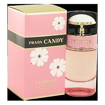 PRADA CANDY FLORALE for Women by Prada 80ml EDT Spray