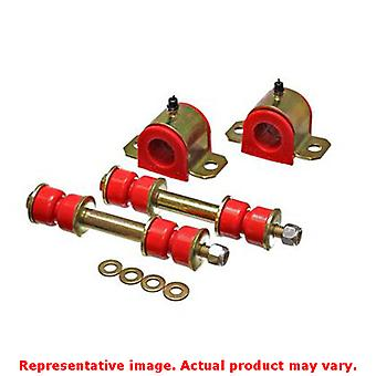 Energy Suspension Sway Bar Bushing Set 8.5123R Red Front Fits:TOYOTA 1995 - 199