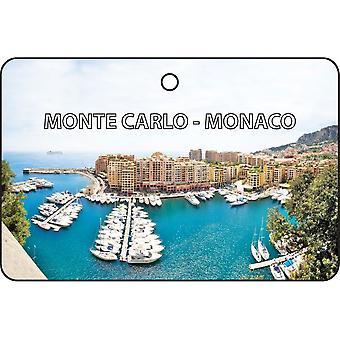 Монте-Карло - Монако автомобилей освежитель воздуха