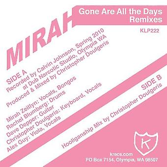 Mirah - væk er alle dage [Vinyl] USA importerer