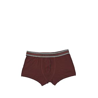 Dolce E Gabbana men's N4B02JFUGHHR5515 Bordeaux cotton Boxer shorts
