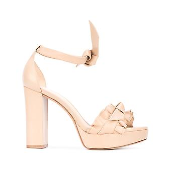 Alexandre Birman ladies B3505700070001538 beige leather sandals
